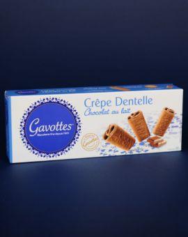 Clatite dantelate cu ciocolata cu lapte 90 Gr