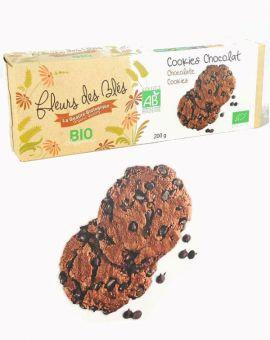 Cookies BIO cu ciocolata 200G