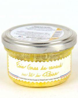 Delice Foie Gras pe pat de pere 70G