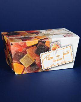 """Jeleuri din fructe asortate """"Pate de fruits"""" 300G"""