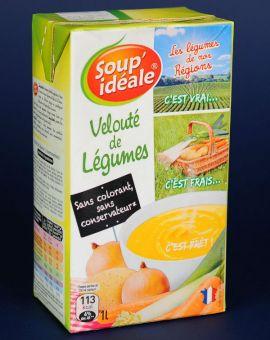 Veloute de legumes 1l