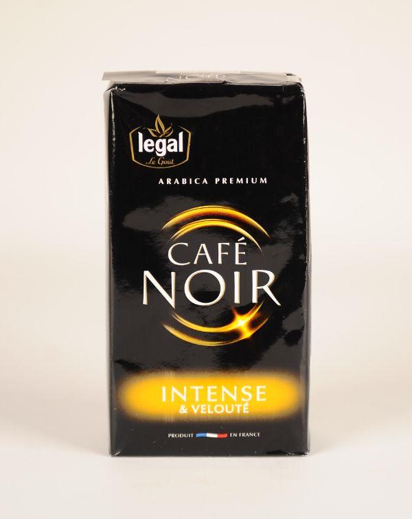 Café noir 250gr