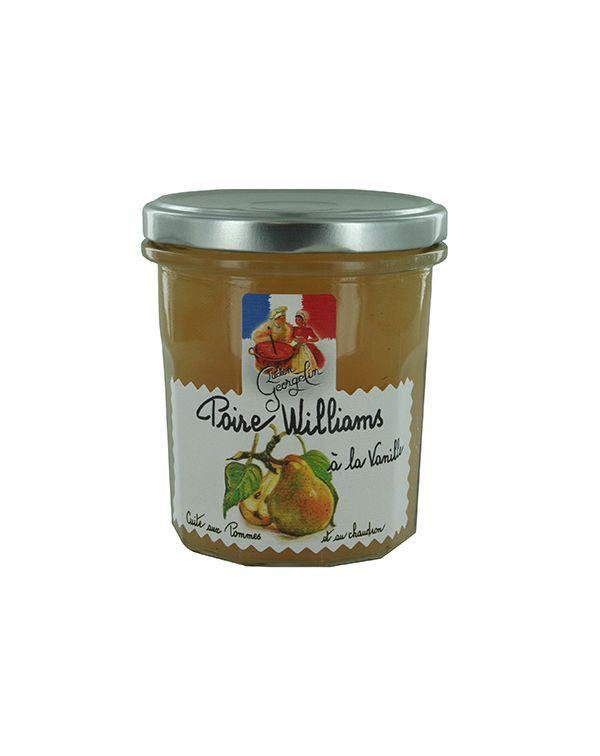 Gem pere William cu vanilie