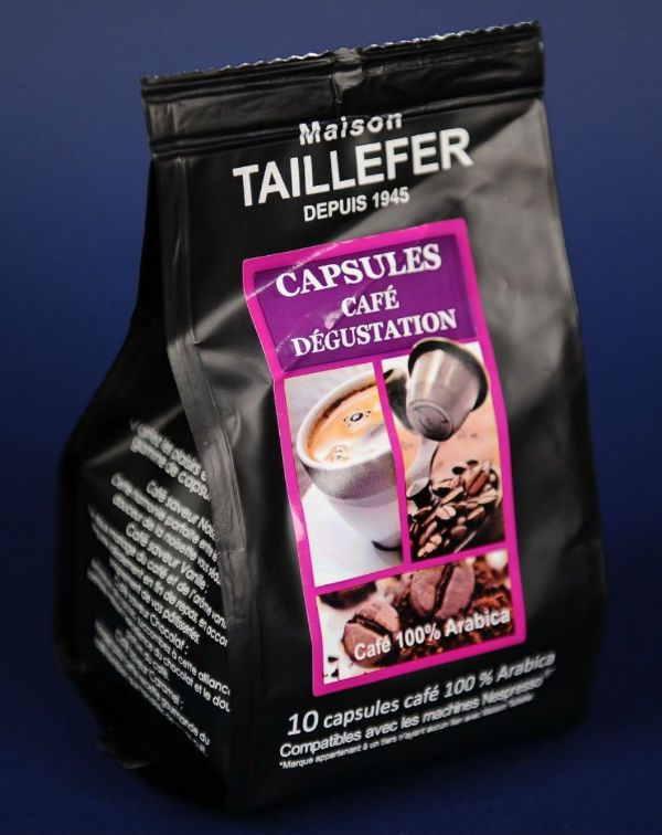 Cafea Degustation 10 Capsule 50G