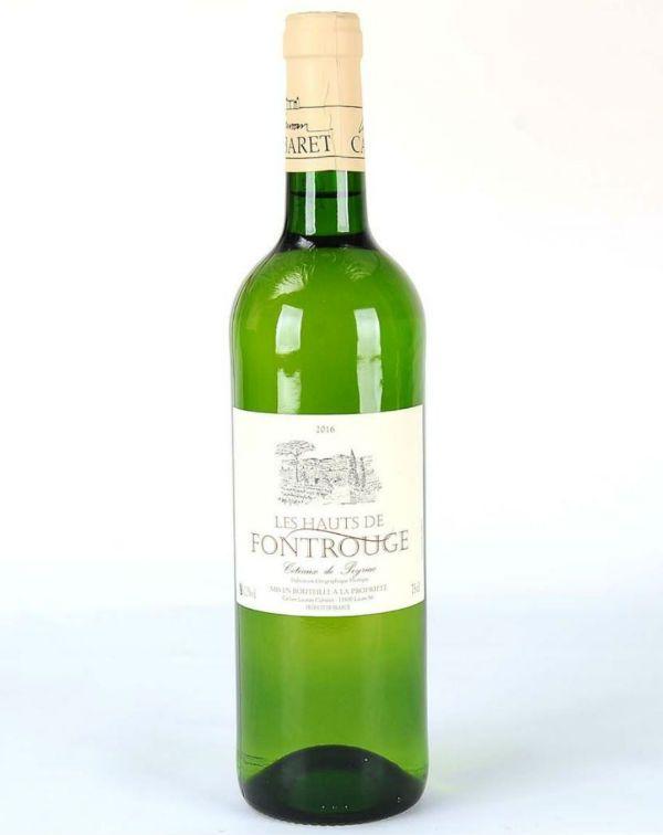 Coteaux Peyriac Blanc 750ML