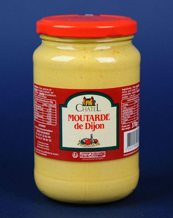 Mustar Dijon Chatel 370G