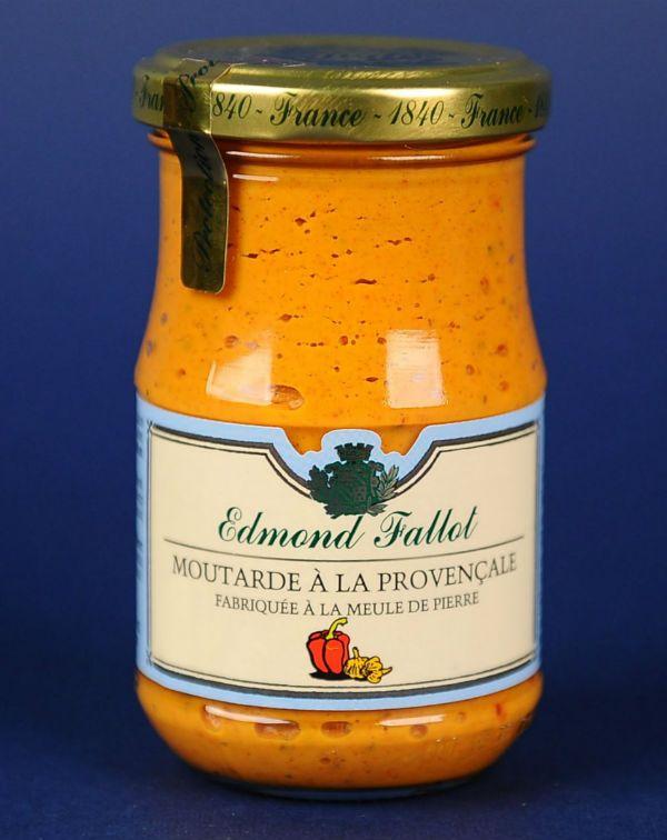 Mustar Dijon Provencale Fallot 210G