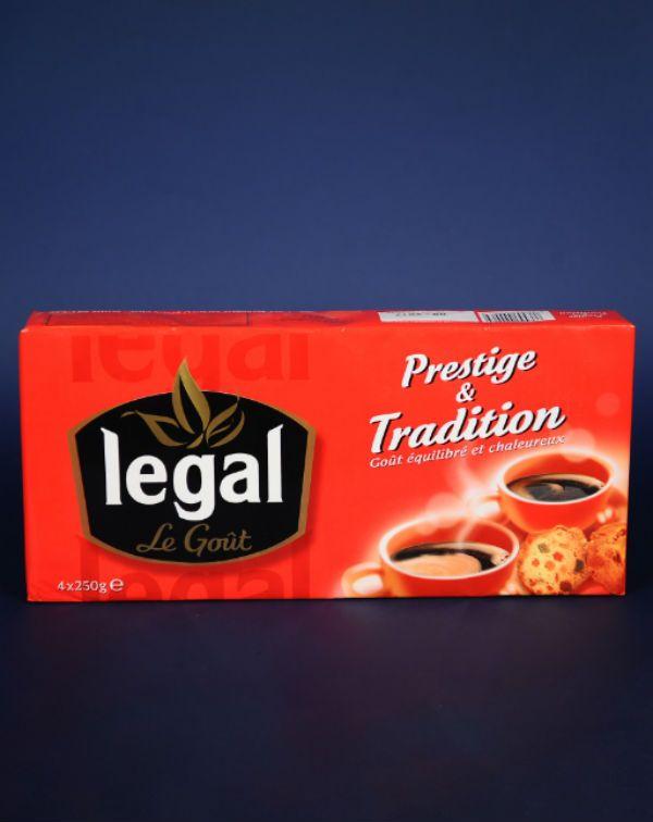 Prestige Et Tradition 4*250 gr